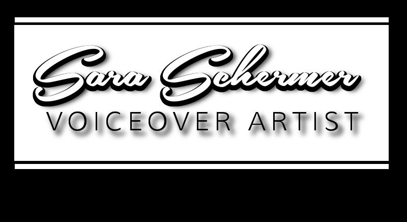 Sara Schermer Voice Artist